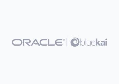 Oracle BlueKai